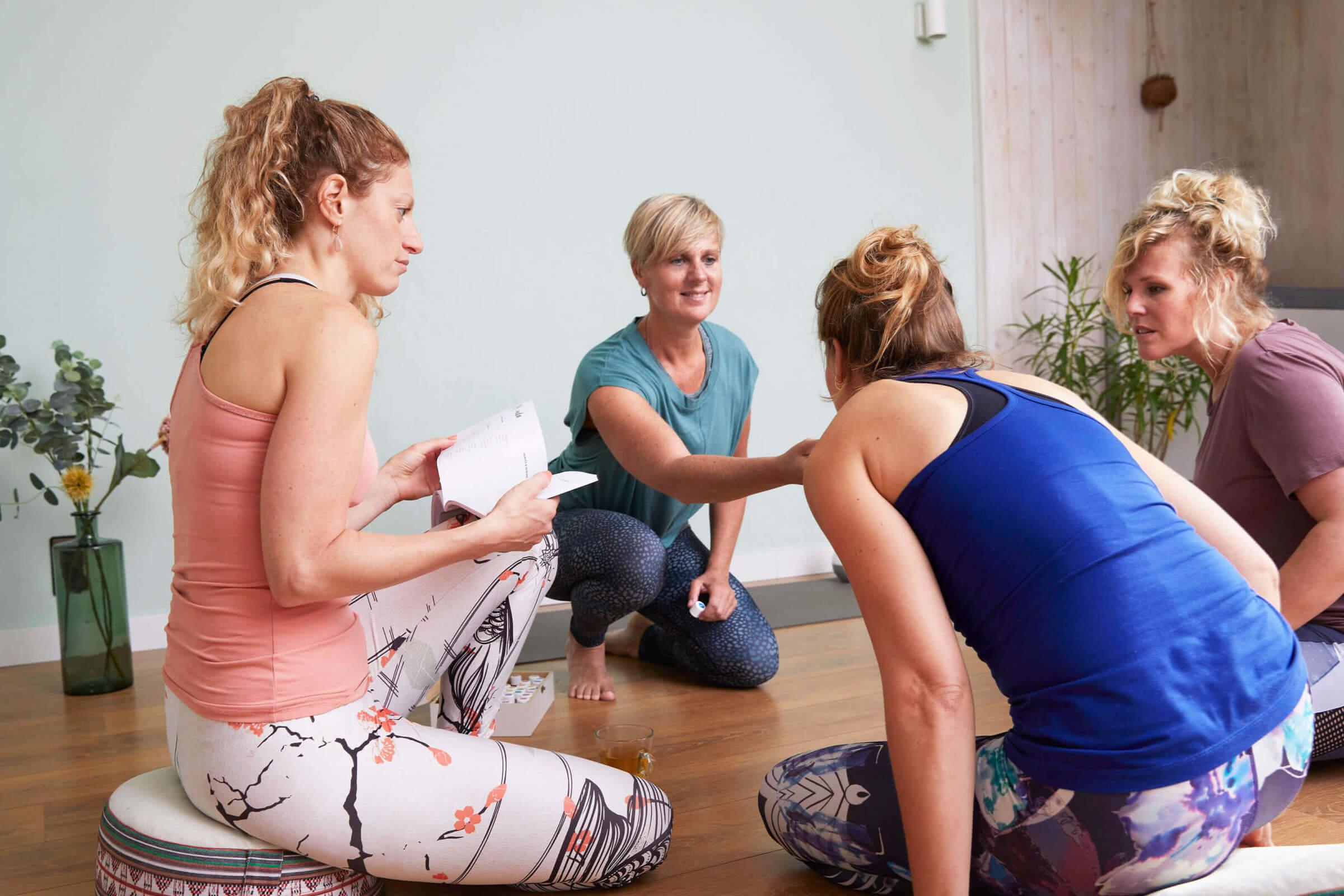 workshop-aromatherapie-amsterdam